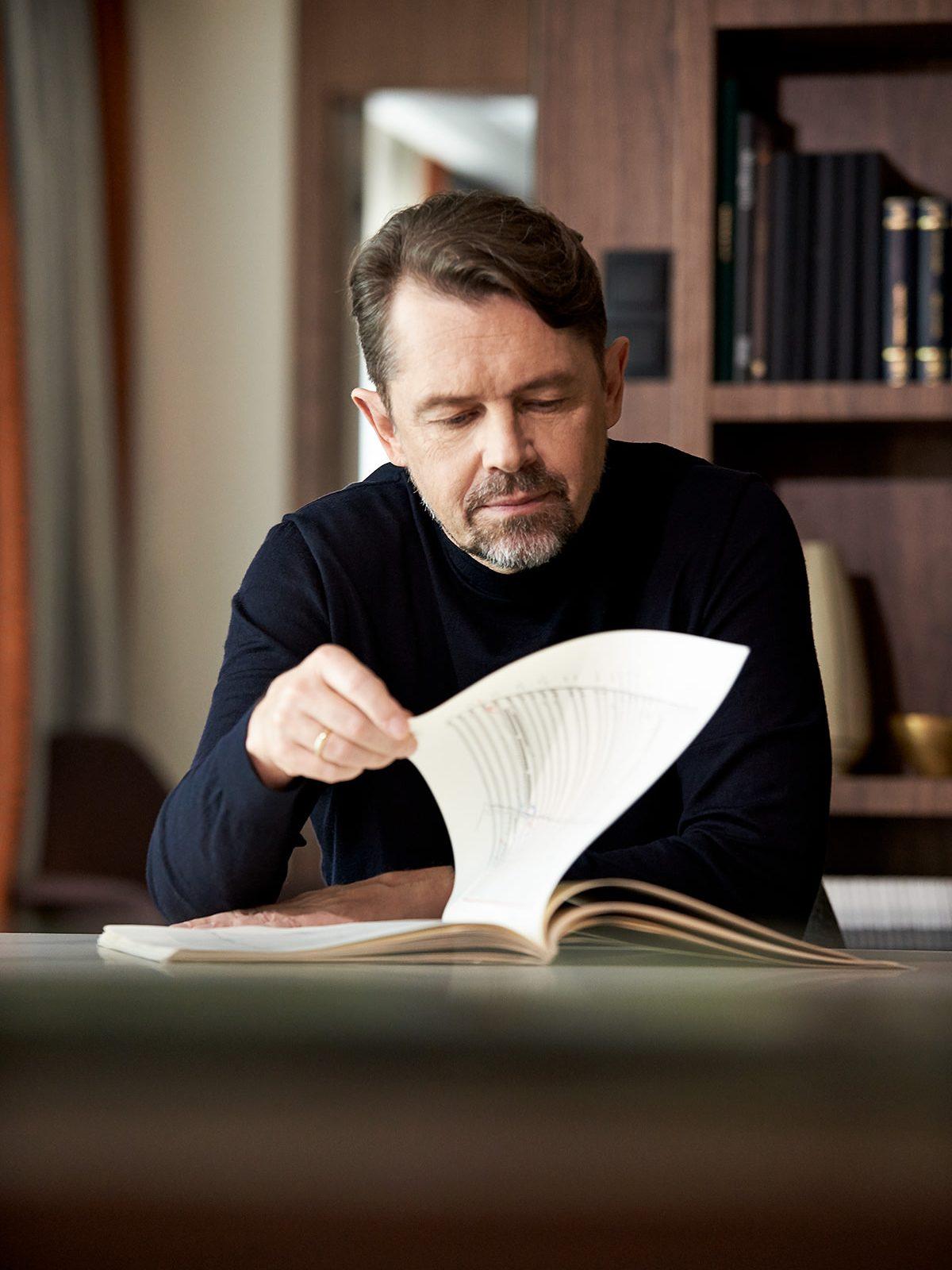 Andrzej Boreyko portrety Zagórny studio Warszawa