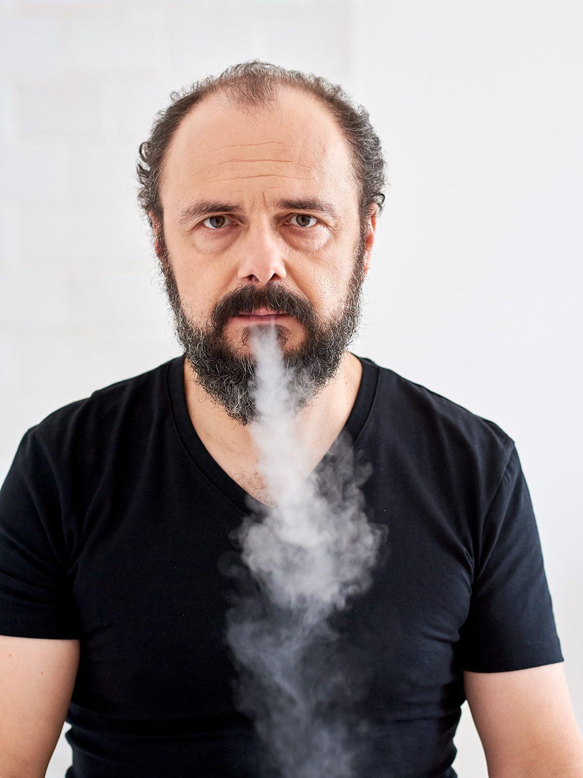 Arkadiusz Jakubik portrety Zagórny studio Warszawa